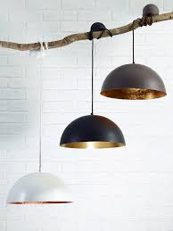 classy idea black and gold pendant light 14 dining room