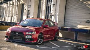 Review: 2010 Mitsubishi Lancer Evolution X GSR (Modified)