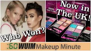 who won the streamy for beauty wet n wild now in the uk makeup minute