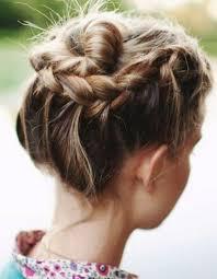 Coiffure Cheveux Mi Longs Facile Et Rapide Hiver 2015 Une Tresse
