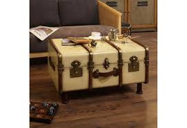 steamer trunk coffee table steamer trunk coffee table