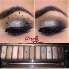 "💋Priscilla Oliver💋 on Instagram: ""Mais um #pictorial pra vocês ♥ #naked2  #urbandecay #makeup #makeuppros #tutorialdemaq… | Makeup, Makeup  organization, Eye makeup"