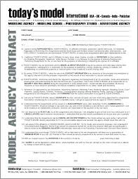 Magazine Advertising Contract Template Forms And Contracts