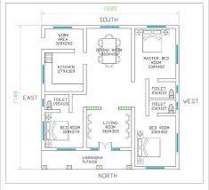3 bedroom low cost single floor home