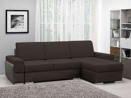 Details Zu Kleines Polsterecke Ecksofa Mit Schlaffunktion Sofa Wohnzimmer Couch Braun Bruno