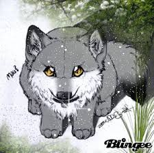 cute baby wolf anime. Modren Anime Baby Wolf Animated Picture Codes And Downloads 108992222604192181   Blingeecom To Cute Baby Wolf Anime A