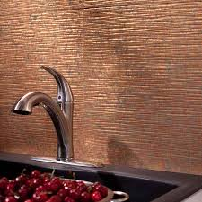 Copper Backsplash Kitchen Copper Kitchen Backsplash Tiles All About Kitchen Photo Ideas