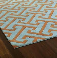 s orange runner rug uk