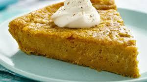 gluten free impossibly easy pumpkin pie