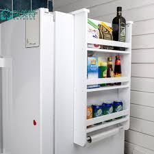 refrigerator racks. rui us special storage rack kitchen refrigerator racks hung condiment creative side freezer hanging specials-in figurines \u0026 miniatures s