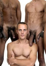 Gang bang gay interracial