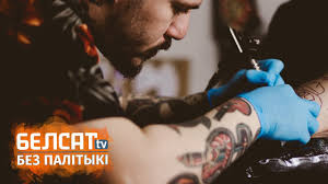 во первых это красиво необычные тату и бодимодификации белорусов