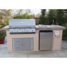 Urban Islands Burner  Outdoor Kitchen Island By Bull Outdoor - Bull outdoor kitchen