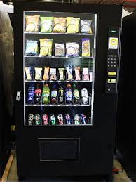 Snack Vending Machines For Sale Used Mesmerizing Used Vending Equipment