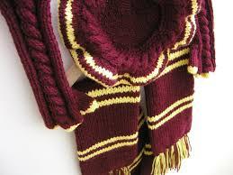 Harry Potter Scarf Knitting Pattern Amazing Decorating Design