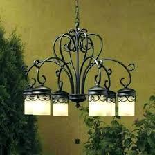 outdoor led chandelier battery operated chandelier for gazebo outdoors led b led outside lighting kits
