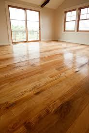 reclaimed maple flooring tung oil