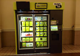 Youtube Vending Machine Amazing Straight Talk Wireless Cell Phone Mobile Vending Machine Flickr