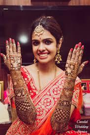 South Indian Bridal Mehndi Designs South Indian Bride Showing Off Mehendi Bridal Mehndi