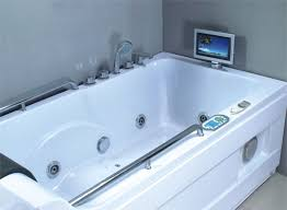bathtubs idea jacuzzi bathtubs jacuzzi bathtub parts large rectangular whirpool jacuzzi with mini tv faucet