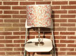 Maak Een Eigen Kleurrijke Lampenkap Papierenzo