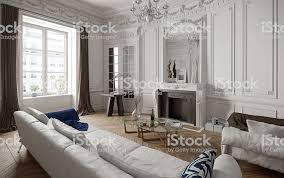 Victorian style living room furniture Leather Victorian Style Living Room With Modern Furniture Stock Image Busnsolutions Victorian Style Living Room With Modern Furniture Stock Photo More