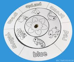 Explore colors and more with our free printable color wheel activity pack. Fun Color Matching For Kids Printable Activity