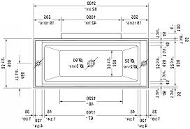 photo 1 of 8 bathtubs idea standard tub dimensions standard toilet size large drop in tub rectangular freestanding tub