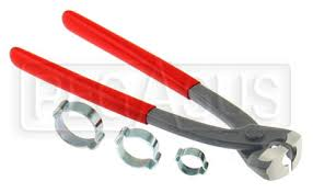 Oetiker Clamps For Rubber Hose