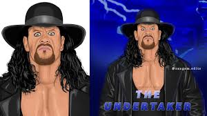 Browse the user profile and get inspired. Vector Art Of The Undertaker Using Photoshop The Undertaker Photoshop 2020 Youtube