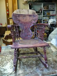 Frontier Furniture Repair and Restoration: 1910\u0027s Mixed Wood ...