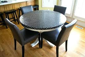 round tablecloths what size tablecloth for inch table new fits