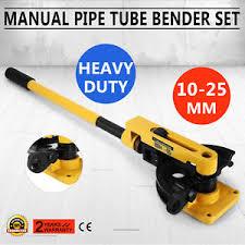 SEALEY DF760 Bench Mounting 17 Gauge Garage Sheet Metal Rod Folder Bench Bender