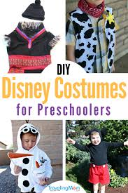 don t miss these easy diy disney costumes perfect for a trip to toy story