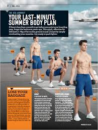 men s health uk article by alex isaly