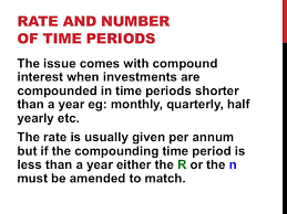 year compound interest