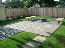 simple paver patio. Simple Paver Patio Ideas Contemporary In A Clean Lined Yard .