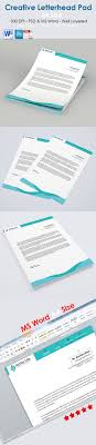 Official Pad Design Free Download Free Download Letterhead Psd On Behance