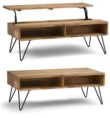 18 stunning coffee tables with built in