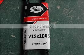 Universal And Adjustable Three V Belt V13x1045 V Belt Size