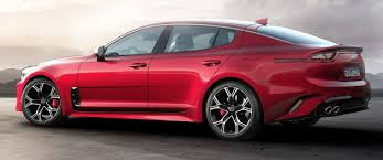 2018 kia k5. plain kia 2018 stinger and kia k5