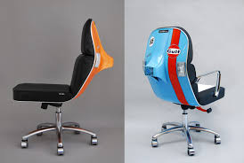 Old office chair Desk Office Chairs Made Out Of Old Vespa Scooters Boing Boing Office Chairs Made Out Of Old Vespa Scooters Boing Boing