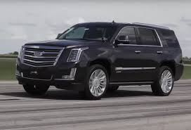 Supercharged Cadillac Escalade HPE800 Is RWD, Makes a Great Sound ...