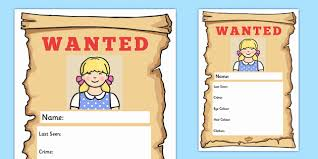 Wanted Poster Template For Pages Wanted Poster Template Microsoft Word Fresh Wanted Poster Template