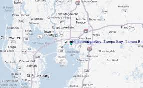 St Pete Tide Chart Hillsborough Bay Tampa Bay Tampa Bay Florida Tide Station