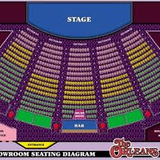 Unfolded Planet Hollywood Showroom Seating Chart Axis Planet