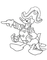 Small Picture Donald Duck Coloring Pages Printable Free Entenhausen Mickey
