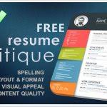 ... Resume Review Free Qhtypm Free Resume Evaluation