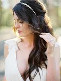 27 Gorgeous Half Up Half Down Wedding Hairstyles Brides