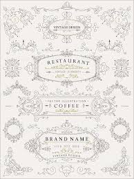 Victorian frame border Old Fashioned Decorative Thin Retro Elements Victorian Frame Divider Border Vintage Royaltyfree Istock Decorative Thin Retro Elements Victorian Frame Divider Border